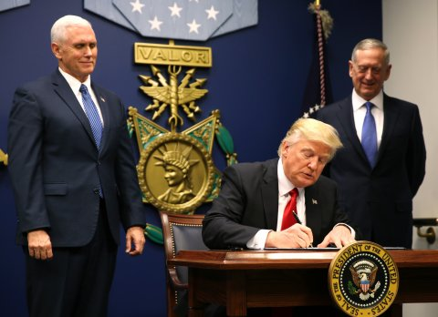 INTO THE FRAY :TRUMP'S IMMIGRATION EDICT – OBSCURING THE LARGER ISSUE
